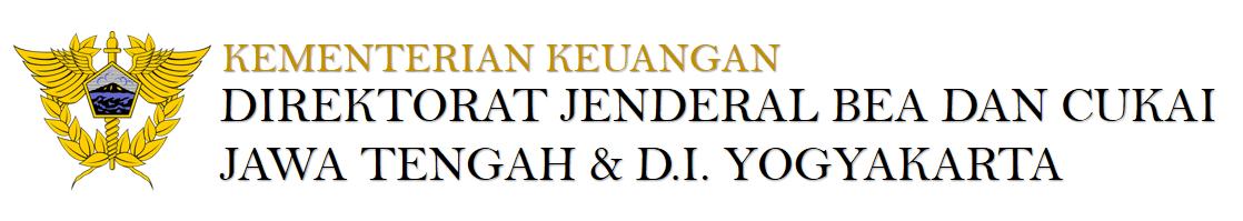Kanwil DJBC Jateng & DIY