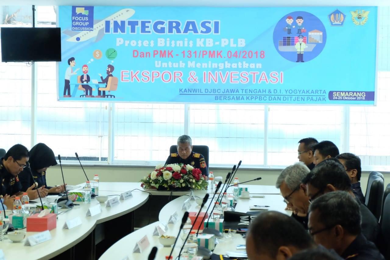 Lowongan Bea Cukai 2021 Semarang / Samakan Persepsi, Bea ...